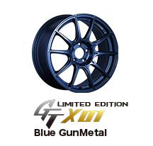 GTX01 blur gun metal ジーティーエックスゼロワン ブルーガンメタ