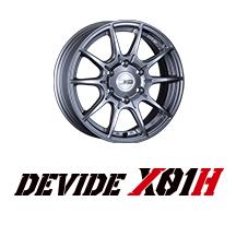 devide x01h ディバイドエックスゼロワンエイチ