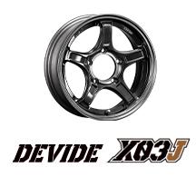 devide x03j ディバイドエックスゼロスリージェー